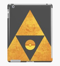 Triforce nintendo iPad Case/Skin