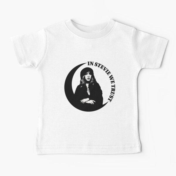 in stevie we trust Baby T-Shirt