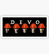 Devo Sticker
