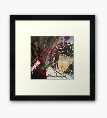 JAZEAZ Journals 4 Framed Print