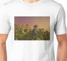 Field of sunflowers Unisex T-Shirt