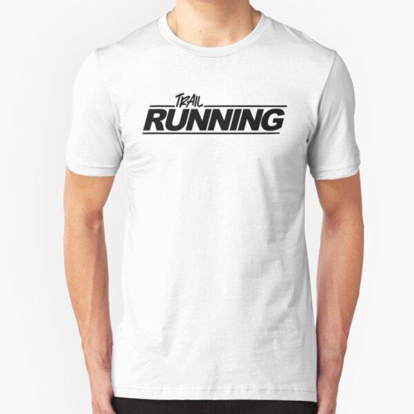 Trail Running Slim Fit T-Shirt