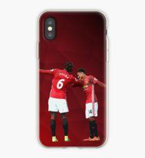 Pogba and Lingard DAB iPhone Case