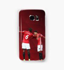 Pogba and Lingard DAB Samsung Galaxy Case/Skin