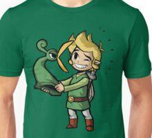 Minish Cap Link and Ezlo Unisex T-Shirt