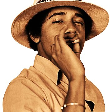 young obama smoke classic by billyoner