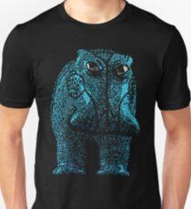 Blue Hippo Unisex T-Shirt