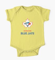 True North Strong Blue Jays Kids Clothes