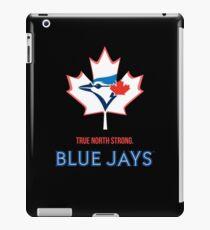 True North Strong Blue Jays iPad Case/Skin