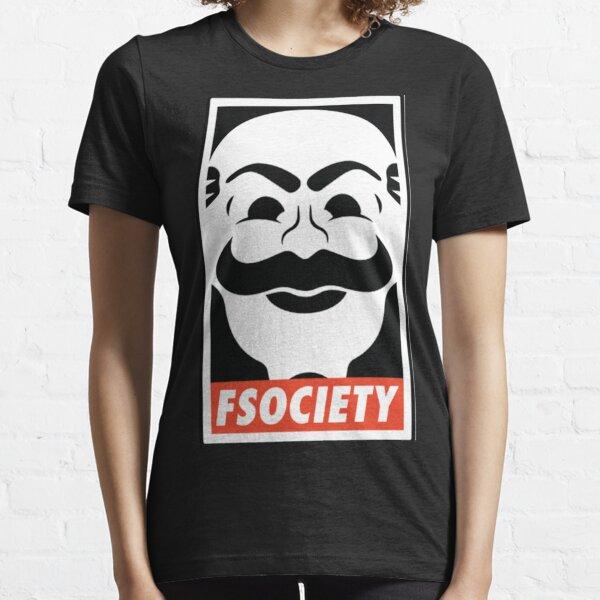 Fsociety Essential T-Shirt