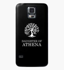 Funda/vinilo para Samsung Galaxy Hija de Atenea