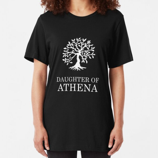 Daughter of Athena Slim Fit T-Shirt
