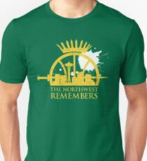 The Northwest Remembers T-Shirt