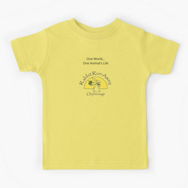 Rabbit Runaway Series Kids T-Shirt