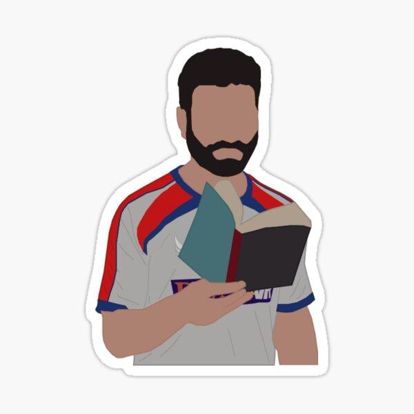 Fußball-Typ-Abbildung 2 Sticker