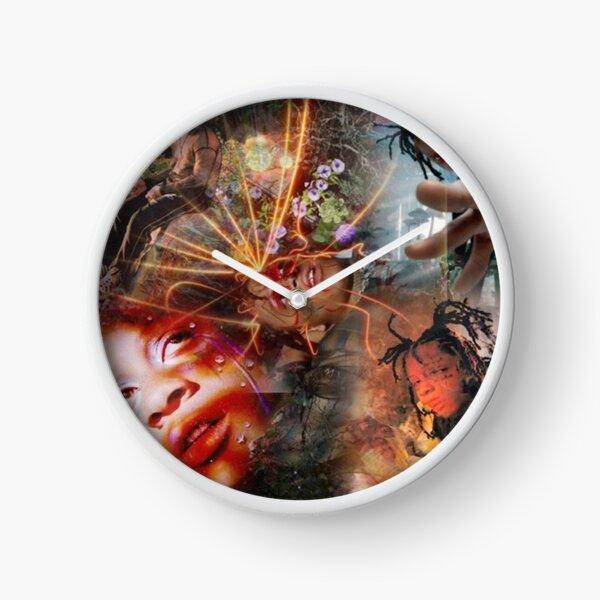 Keno Sinar Kabeh Clock
