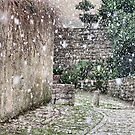 "Erice under the snow by Antonello Incagnone ""incant"""