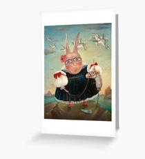 Seasons - Autumn.  Prints on Premium Canvas. Greeting Card