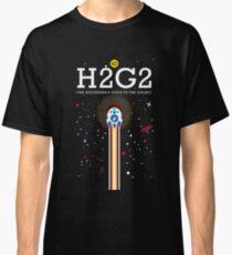 H2G2 Heart of Gold Classic T-Shirt