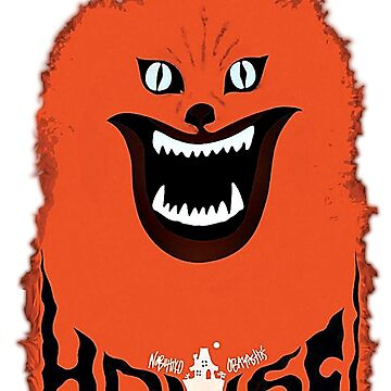 House (hausu) - Logo by Adobim