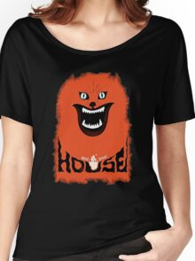 House (hausu) - Logo Women's Relaxed Fit T-Shirt