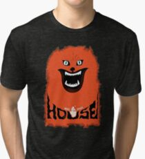 House (hausu) - Logo Tri-blend T-Shirt
