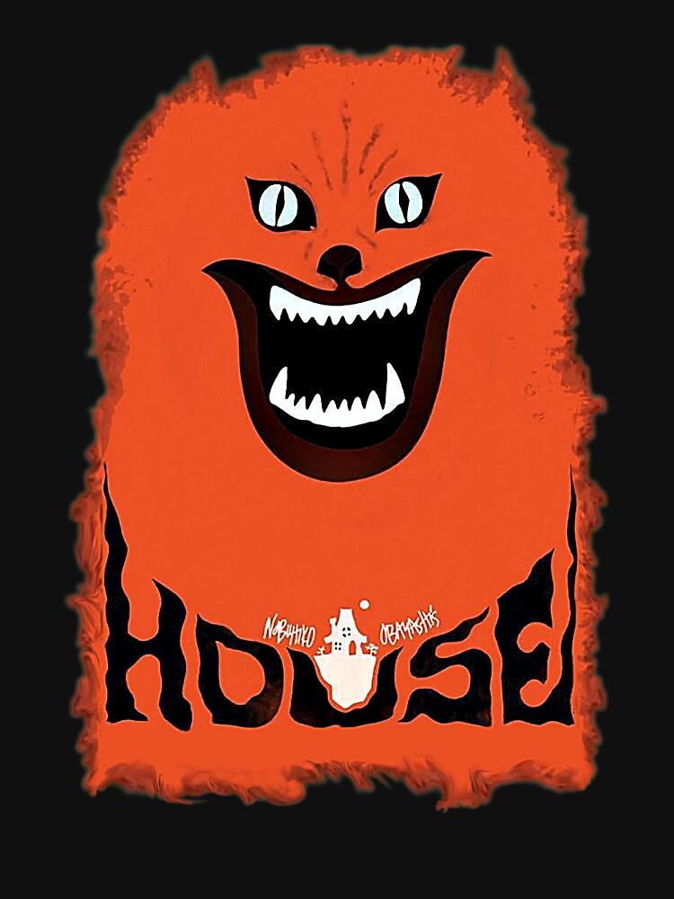 House (hausu) - Logo by Adobim