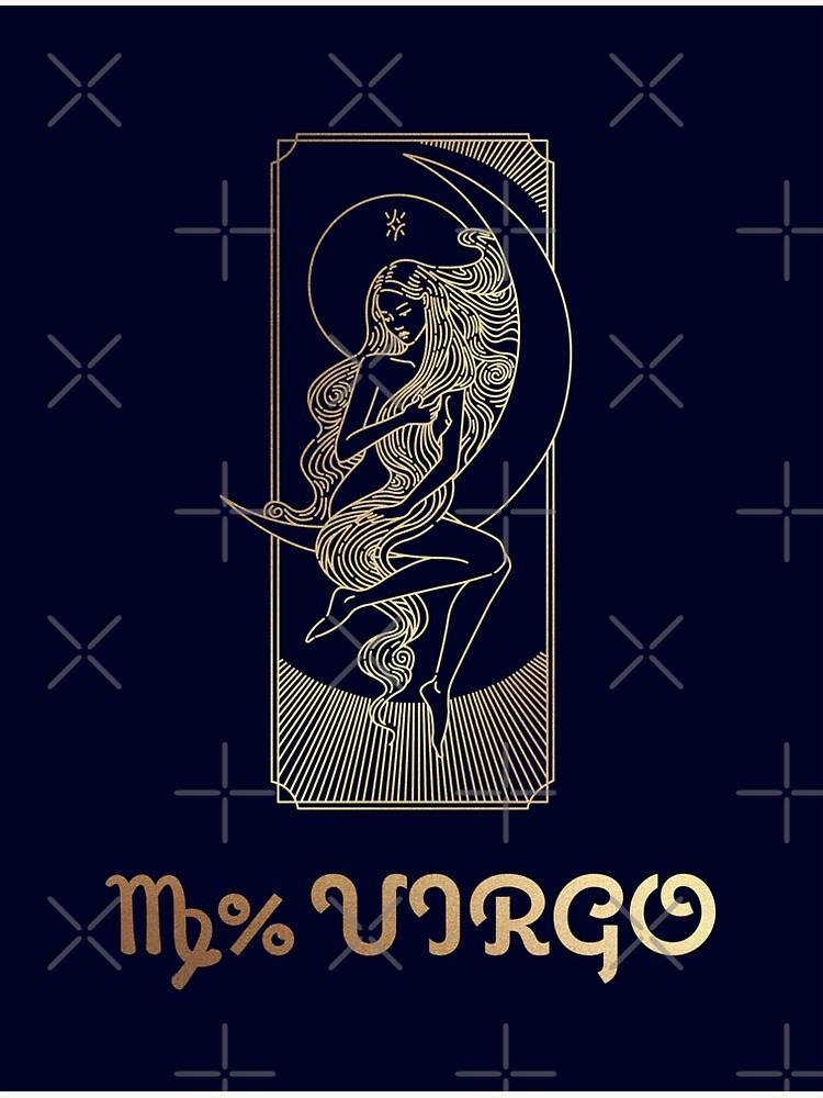 Virgo Zodiac Sign by depresident