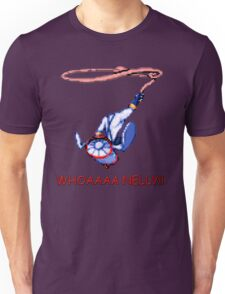 Earthworm Jim - WHOA NELLY!! Unisex T-Shirt