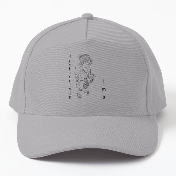 I'm a fashionista Baseball Cap