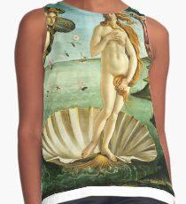 Birth of venus botticelli Contrast Tank