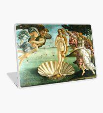 Geburt von Botticelli kam Laptop Folie