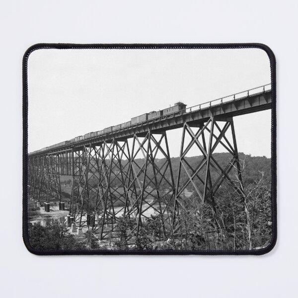 Kate Shelley High Bridge Mouse Pad