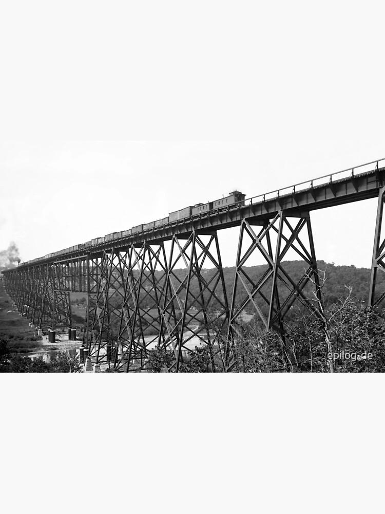 Kate Shelley High Bridge von epilog-de