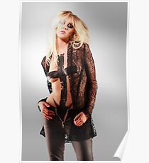 Taylor Michel Momsen the pretty reckless  Poster