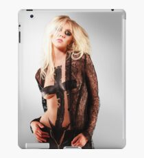 Taylor Michel Momsen the pretty reckless  iPad Case/Skin
