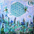 Flower of life lullaby by Lilaviolet