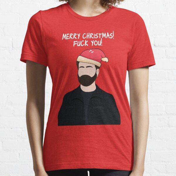 Roy wie der Weihnachtsmann Essential T-Shirt
