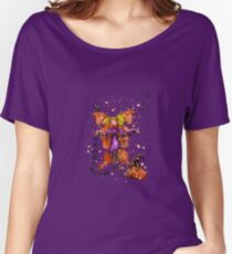 Elektra Luna The Handmade Halloween Items Fairy Women's Relaxed Fit T-Shirt