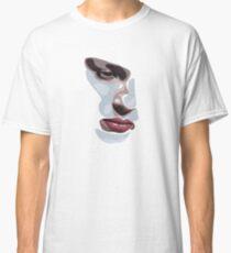 Simplistic face  Classic T-Shirt