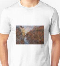 Herbst am Fluss T-Shirt