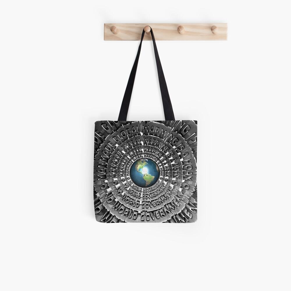 No World Government Tote Bag