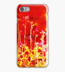 Chinese whispers iPhone Case/Skin