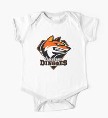 Canberra Dingoes Ice Hockey Team Kids Clothes