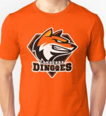 Canberra Dingoes Ice Hockey Team Unisex T-Shirt