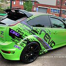 REVO Graphics on a Green Focus by Vicki Spindler (VHS Photography)