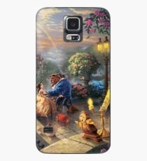 Beauty and the Beast Landscape Case/Skin for Samsung Galaxy