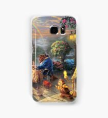 Beauty and the Beast Landscape Samsung Galaxy Case/Skin