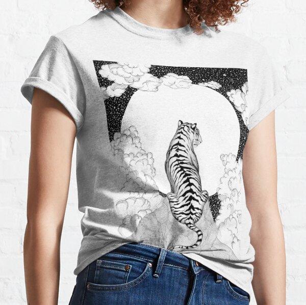 Tiger Moon Classic T-Shirt