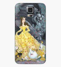 Beauty and the Beast Wallpaper Case/Skin for Samsung Galaxy